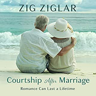 Courtship After Marriage audiobook cover art
