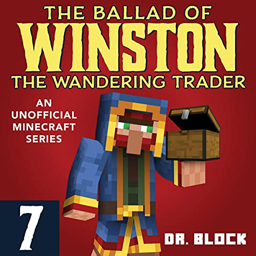 The Ballad of Winston the Wandering Trader, Book 7 cover art