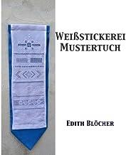 Weissstickerei Mustertuch