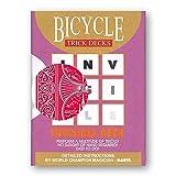 Bicycle USPCC Invisible Deck Original Kartentrick – Das unsichtbare Kartenspiel