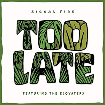 Too Late (feat. The Elovaters)
