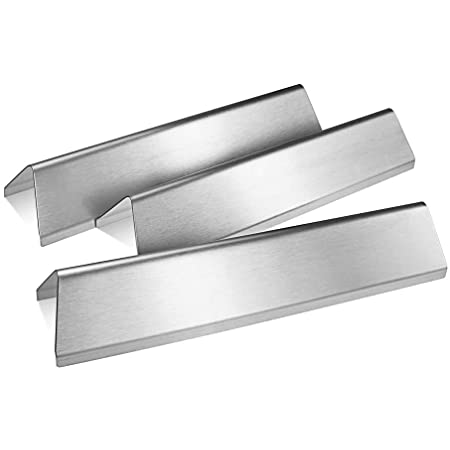 515mm Stainless Steel Aroma Rail FLAME SPREADER GAS FLAME Plate 0,8mm k240