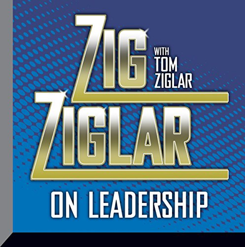 Zig Ziglar on Leadership cover art