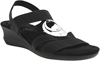 8be6a0b6efb3 Impo GEANNA Wedge Sandal with Memory Foam