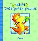 Freundebuch Kindergarten Drache ab 4 Jahre