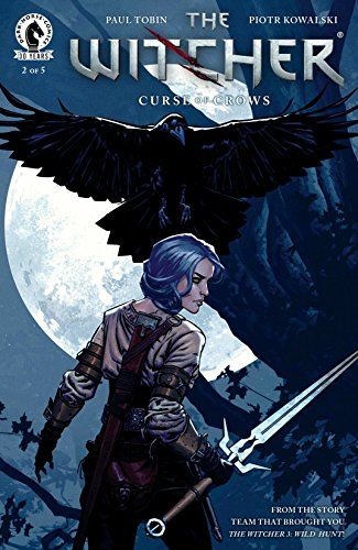The Witcher: Curse of Crows #2 (English Edition)