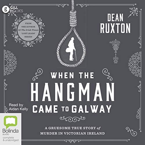 When The Hangman Came to Galway audiobook cover art