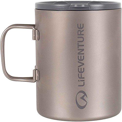 Lifeventure Mug Isotherme en Titane