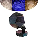 Stars Original Home Planetarium Projector - Planetarium Projector Realistic Constellations, Three Color Starlight Projector, Celestial Star Sky Projection Night Lamp Starry