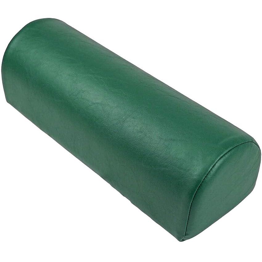 講義表面の頭の上LLOYD (ロイド) ダッチマンロール【平底型】マッサージ クッション 椎間板 の 施術 足首 の支え 側臥位 の際の 枕 にも最適 (フォレスト)