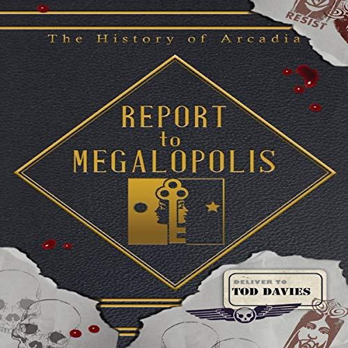 Report to Megalopolis cover art