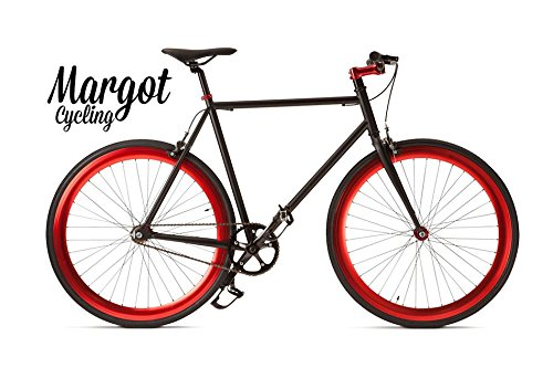Margot Toro Loco 58 - Bici Scatto Fisso, Fixed Bike, Bici Single Speed, Bici Fixie