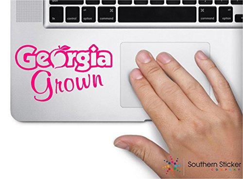 georgia peach decal - 5