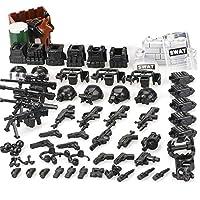 ブロック おもちゃ シティビルディング チームアクションフィギュア ミリタリーソルジャー ミニドールアクセサリー 軍隊 軍人 海兵隊 (A)