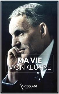 Ma vie, mon œuvre: édition bilingue anglais/français (+ lecture audio intégrée)