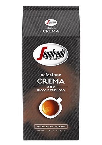 Segafredo Zanetti Selezione Crema Bohne, 1er Pack (1 x 1 kg)