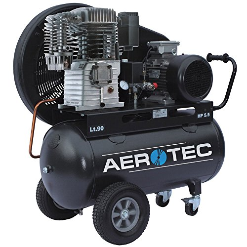 Perslucht 90 L compressor 780-90 PRO | 10 bar 400V