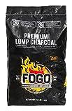 Fogo FB4 FogoB4 Hardwood Lump Charcoal, Small, Black