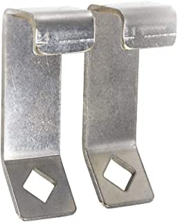 Schmidt-Riffer Metalcrafts Yeti Cooler Lock Bracket Made of Stainless Steel (Sold as Pair)