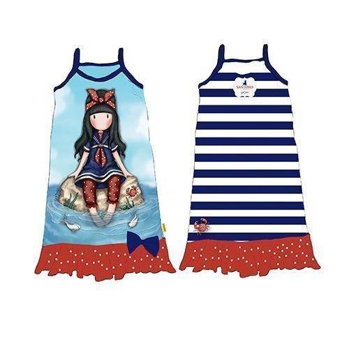 SANTORO Vestido Playa Gorjuss - Little Fishes Niña