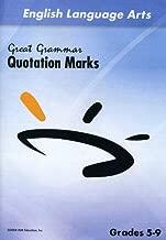 Great Grammar Series: Quotation Marks