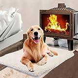 Xiangpian183 - Manta térmica para Mascotas, Ideal para Gatos, Perros, Cachorros, Cama Suave y acogedora