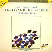 VALDA/KMOCH/MAREK - FESTIVAL DER MARSCHE (2 CD)