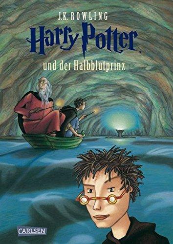 Harry Potter und der Halbblutprinz (Band 6) von Joanne K. Rowling (Oktober 2005) Gebundene Ausgabe
