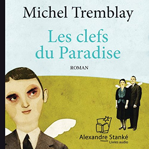 Les clefs du Paradise audiobook cover art