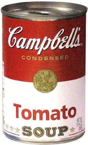 305gX24 piezas Campbell sopa de tomate concentrado