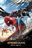 Ompecabezas De 1000 Piezas Para Adultos Carteles De Películas De Spider-Man: Homecoming Uego Casual...