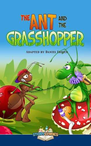 StoryChimes Ant and the Grasshopper (English Edition)