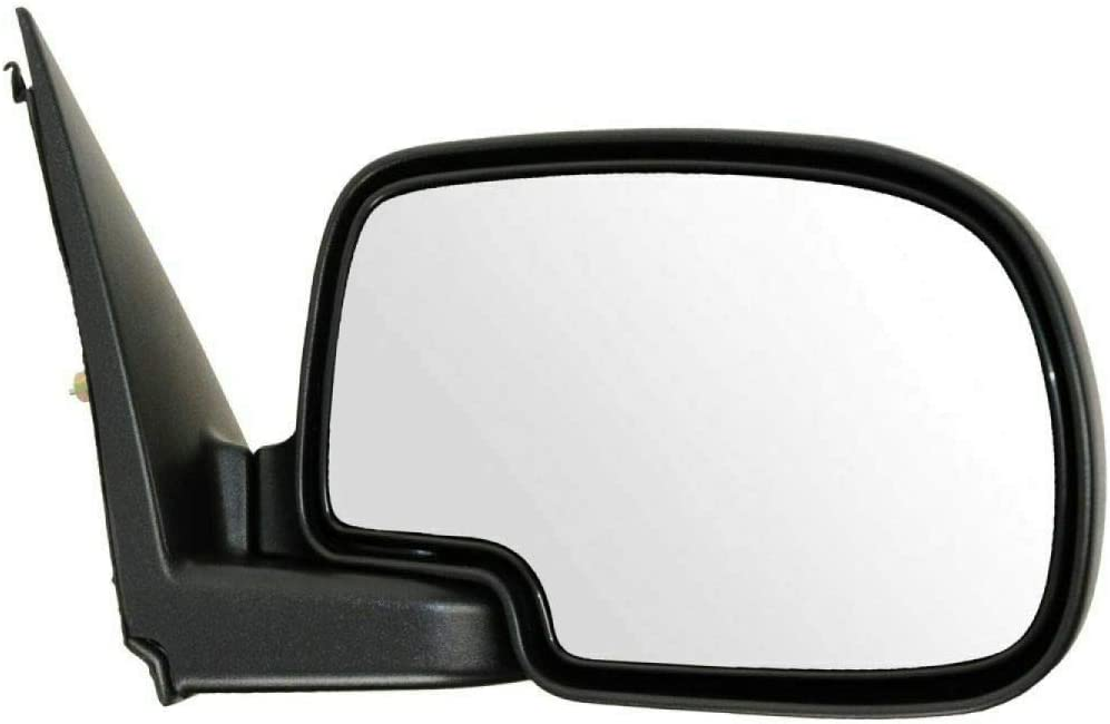 Chrome Power Mirror Passenger Right with Compatible Branded goods RH Sil Popular brand 99-02