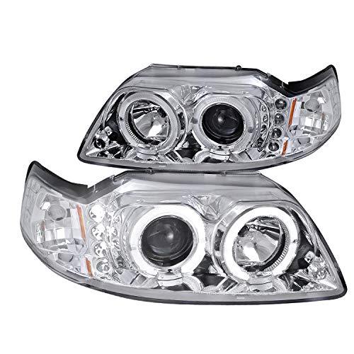 03 mustang halo headlights - 5