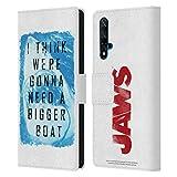 Head Case Designs sous Licence Officielle Jaws Plus Grand Bateau 2 I Art Clé Coque en Cuir à...