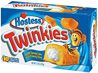 HOSTESS TWINKIES 100 COUNT (10 BOXES) by Hostess
