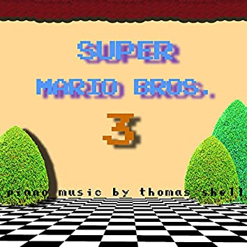 Super Mario Bros. 3 - Piano Music