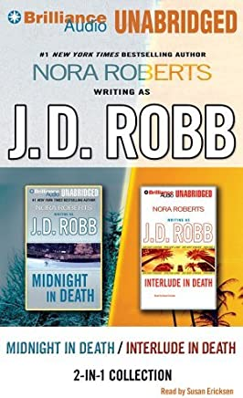 Midnight in Death/Interlude in Death 2-in-1 Collection (In Death Series) by J. D. Robb (2007-03-25)