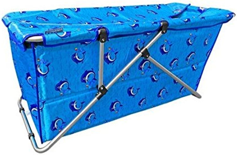 Zusammenklappbar Badewanne frei aufblasbar Badewanne für Erwachsene Badewanne Baby Schwimmbad erhhen Haarverdichtung Hitzebewahrung