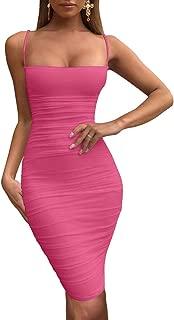 Best hot pink mini dress Reviews