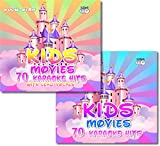 Vocal-Star Kids Movies Karaoke Disc set 6 CDG CD+G Discs Including 140 Songs ( 70 With Lead Vocals )...