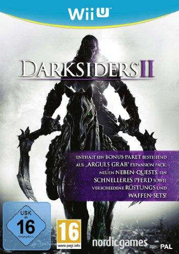 Nordic Games Darksiders 2, Wii U - Juego (Wii U, Wii U, Acción / Aventura, M (Maduro))
