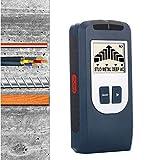 BXU-BG Stud Finder Wall Scanner, 4 en 1 Multifunción Electronic Stud Sensor Detector de pared Detector de pared Encontrado for la detección de pernos de metal de alambre de CA de madera