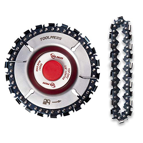 TOOLMERS Chainsaw Wheel 7/8