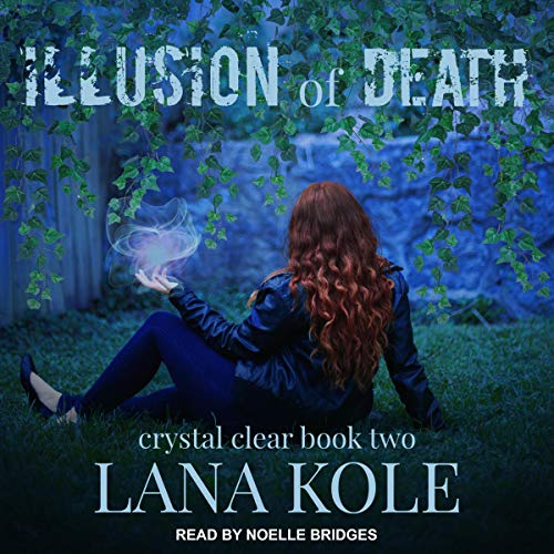 Illusion of Death audiobook cover art