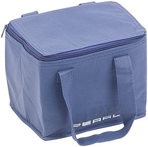PEARL Gefriertasche klein: Isolierte Mini-Kühltasche mit 2 Tragegurten, 6 Liter (Kleine Kühltasche für unterwegs)