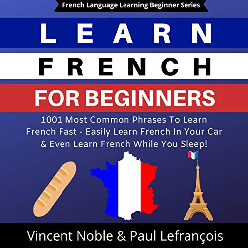 Learn French for Beginners Titelbild