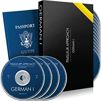 PIMSLEUR GERMAN LEVEL 1 - Learn German w/Dr Pimsleur s Famous German Language Learning Course Featured on PBS Beginner German to Intermediate Fast! - Press Play Listen & Learn the German Language - 30 German Lessons/16 Audio CDs