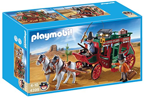 PLAYMOBIL - Diligencia del Oeste