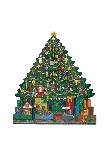 Byers' Choice Christmas Tree Advent Calendar from The Advent Calendar Collection